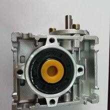 5:1-80: 1 NRV30 Вал входной червячный редуктор, входное отверстие диаметром 9 мм выходное отверстие 14 мм, рукоятка турбинный редуктор