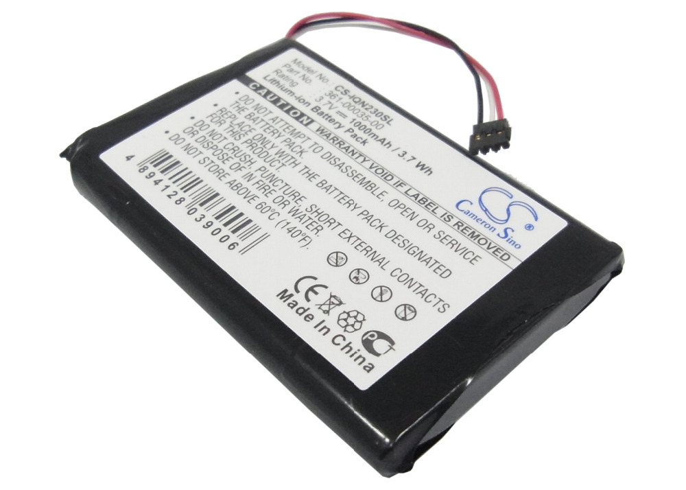 Wholesale GPS Navigator Battery For GARMIN 2300LM i 2340LT 2350LMT 2350LT 2360LMT 2360 2370LT Free Shipping
