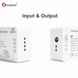 Image 3 - Prix usine g led opto WW/CW contrôle intelligent zigbee système contrôle sans fil led contrôleur déclairage 12v 24v rvb variateur LED