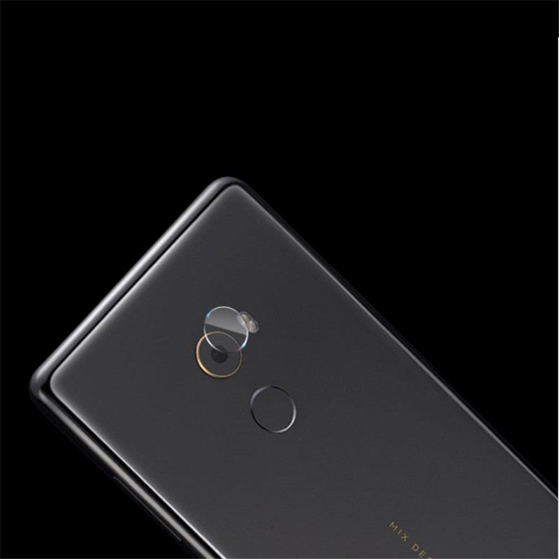 2 PCS clear Camera Lens Protector Protection Film For xiaomi mi mix 2 tempered glass Back Cover for xiaomi mi mix 2 Film