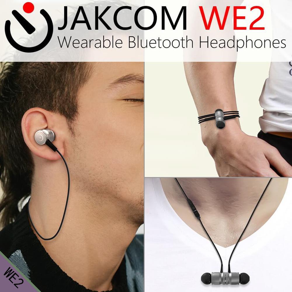JAKCOM WE2 Smart Wearable Earphone Hot sale in Earphones Headphones as hello kitty oneplus bullets wireless