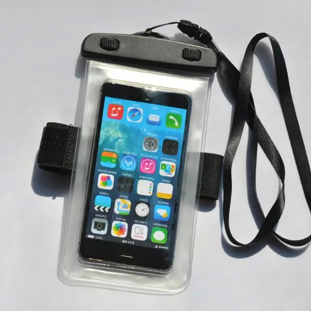Bolsa impermeable universal FULAIKATE de 6 pulgadas para iPhone 8 - Accesorios y repuestos para celulares - foto 3