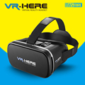 2016 Newest VR HERE IMAX Broader 85-95 Degree Perspective Original Virtual Reality Headset 3D Glasses+Smart Bluetooth Gamepad