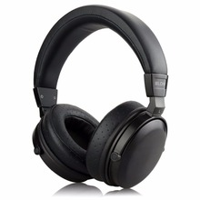 Nieuwste Blon B7S Hifi Muziek Houten Hoofdtelefoon 50Mm Speaker Noise Cancelling Actieve Monitor Dj Headset Oortelefoon