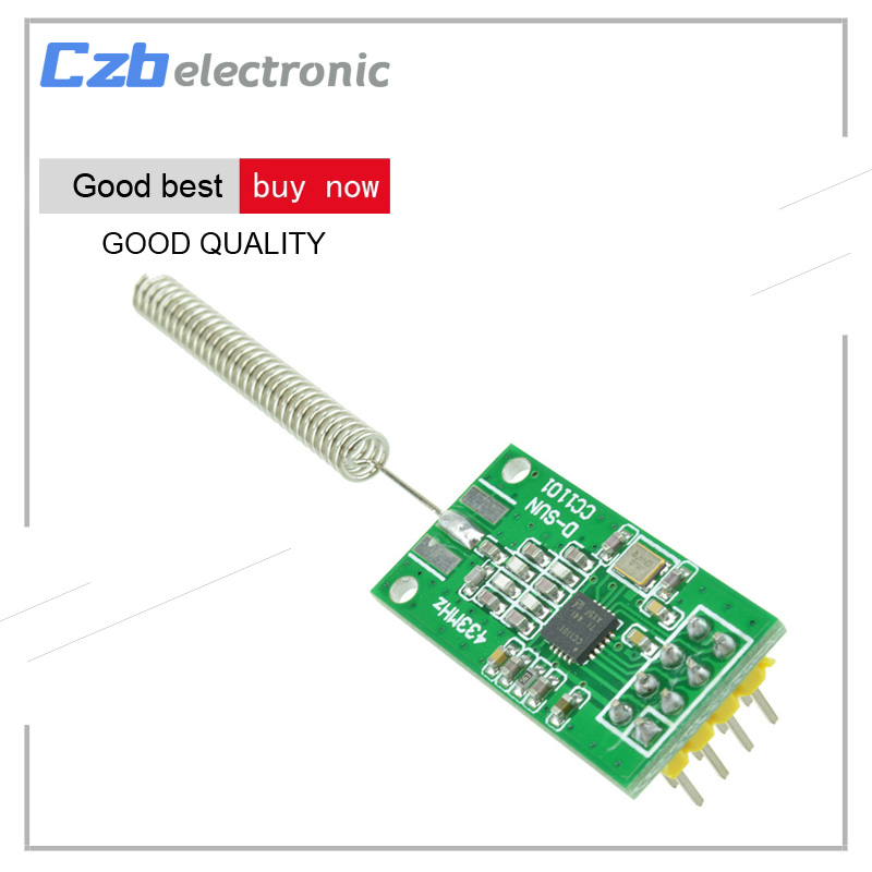 All kinds of cheap motor cc1101 transceiver in All B