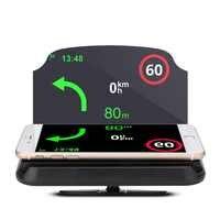 Head Up Display Halterung HUD Auto Autos GPS Navigation Auto Navigation Handy Auto Halter Windschutz Projektor