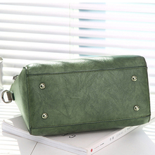 Women Vintage PU Leather Ladies Hand Bags