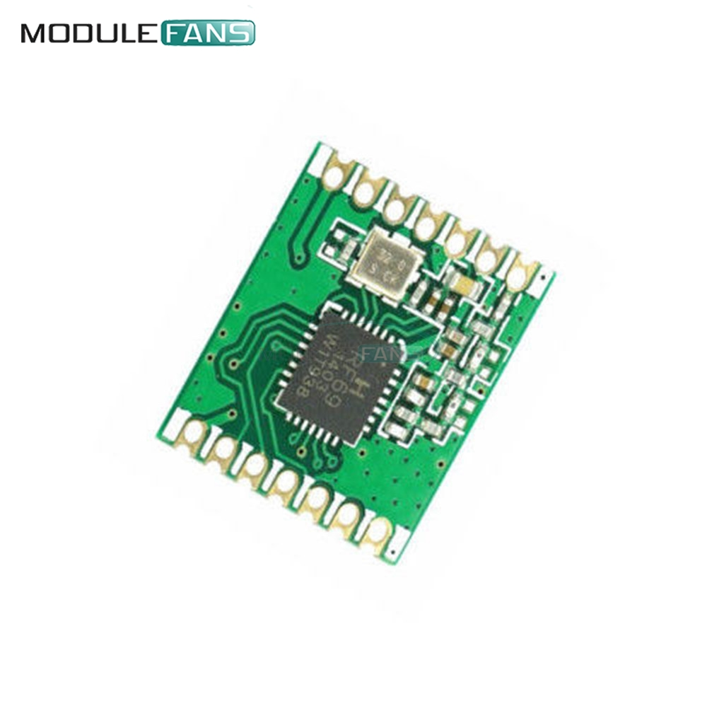 RFM69CW HopeRF 433Mhz Wireless Transceiver with RFM12B compatible Footprint