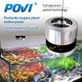 POVI Newest Led Aquarium Light 100W70W50W high Quality fish tank led lighting for water plants