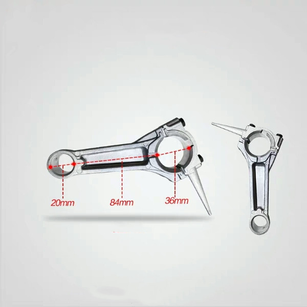 NEW CONNECTING ROD FOR 11HP 13HP HONDA GX340 /& GX390 GAS ENGINE New