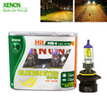 XENCN HB4A 9006XS 12V51W 2300K Golden Eyes Super Yellow Light Visibility Plus Bulb Headlight Halogen for Jeep Chrysler Cadillac