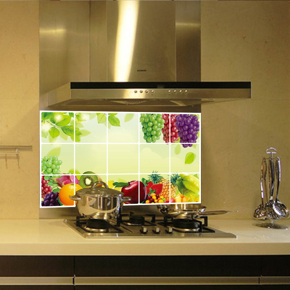 Apple keuken muur decor koop goedkope apple keuken muur decor ...