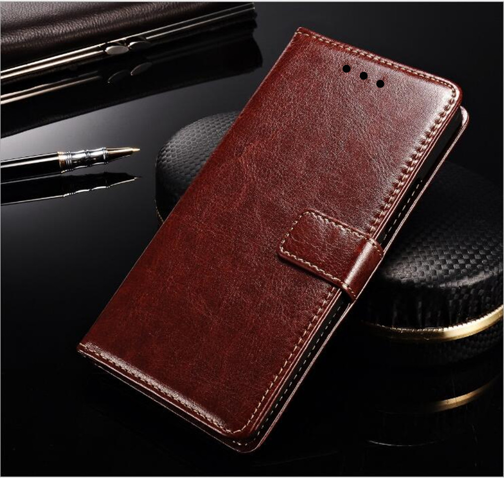 For Digma VOX V40 3G Flip Case PU Leather + Wallet Cover For Digma LINX Base Joy Pay X1 Pro A420 A450 A452 Argo 3G 4G Case image
