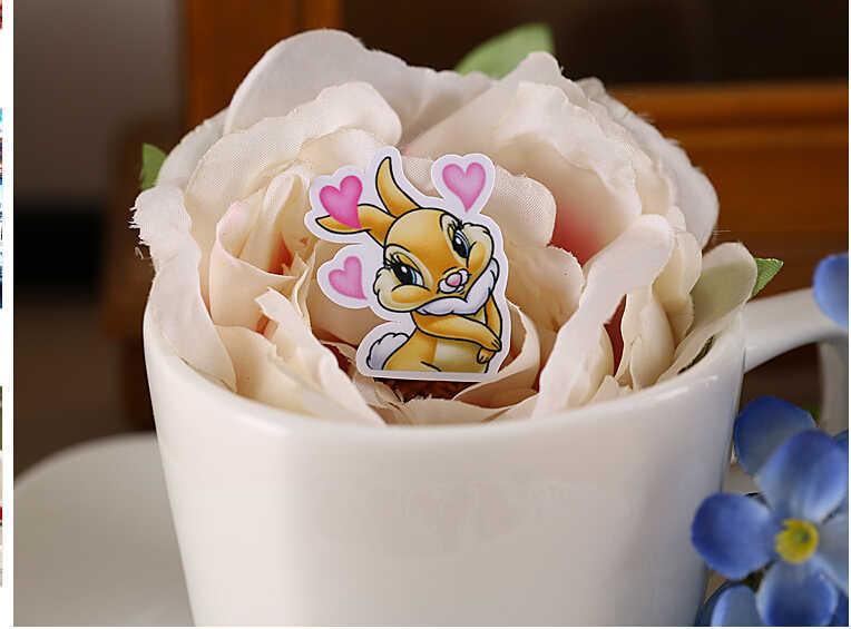40 adet yaratıcı sevimli Self-made sevimli geyik Bambi çıkartmalar/Scrapbooking çıkartmaları/dekoratif sticker/DIY el sanatları fotoğraf albümleri