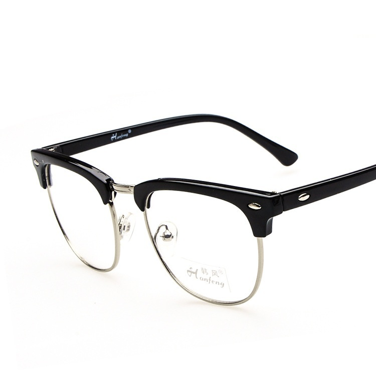 Classic eyeglasses frame women optical glass frames women on sale ...