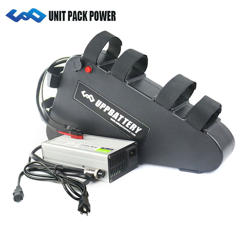 EU US No Tax 52V 21Ah Electric Bicycle Triangle Battery with Sanyo/LG/Samsung Cell + 4A Fast Charger 48V 1000W Bafang Battery eu us no tax 52v 21ah electric bicycle triangle battery with sanyo lg samsung cell 4a fast charger 48v 1000w bafang battery