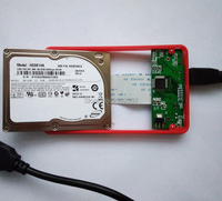 NEW 1.8 CE/ZIF 80GB HS081HA Hard Disk drive AND A mobile hard disk box for IPOD CLASSIC HDD
