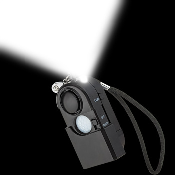 PIR Infrared Motion Sensor - Anti-theft Flashlight