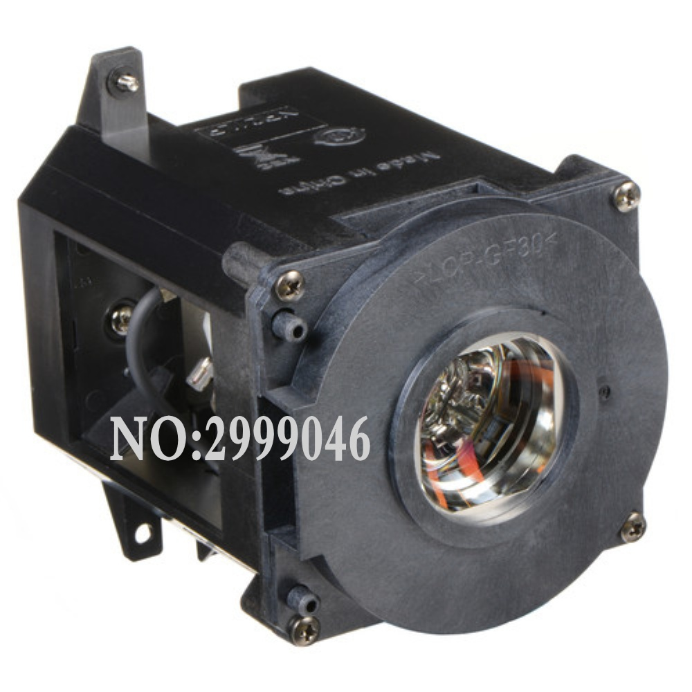 Replacement Original Projector Lamp with housing FIT For NEC NP21LP Select Projector Models (330W) lh01lp replacement projector lamp with housing for nec ht410 ht510