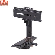 New Professional 360 Degree Swivel DSLR SLR Panoramic Tripod Ball Head Gimbal Bracket Kit For Canon Nikon Fuji Olympus etc