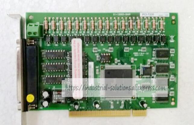 все цены на PCI-7230 data card Original 32 channel isolation 100% tested perfect quality онлайн