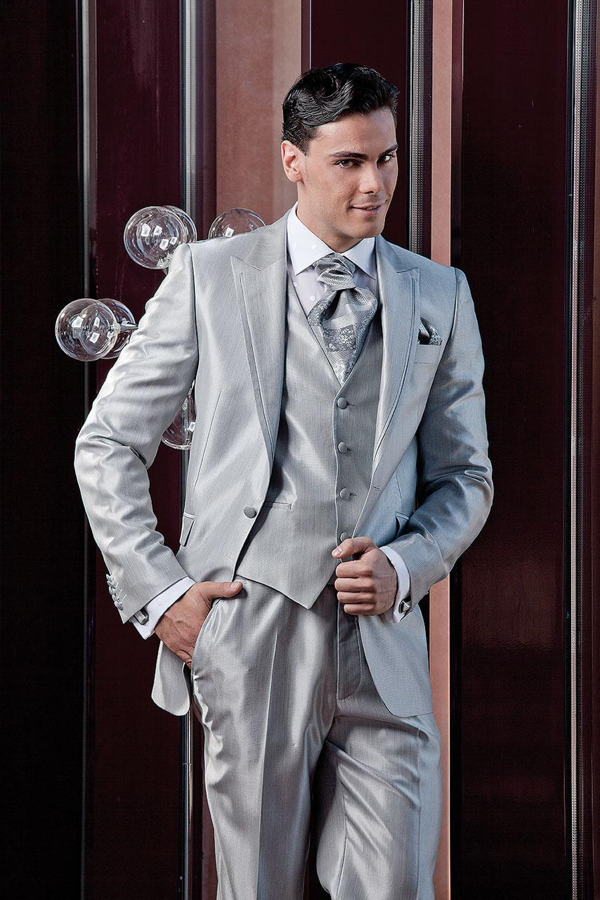 High Quality Silver Formal Vest-Buy Cheap Silver Formal Vest lots ...