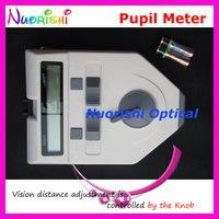 9AT Профессиональный цифровой измеритель PD pupillometer зрачка метр правитель низкие расходы по доставке!