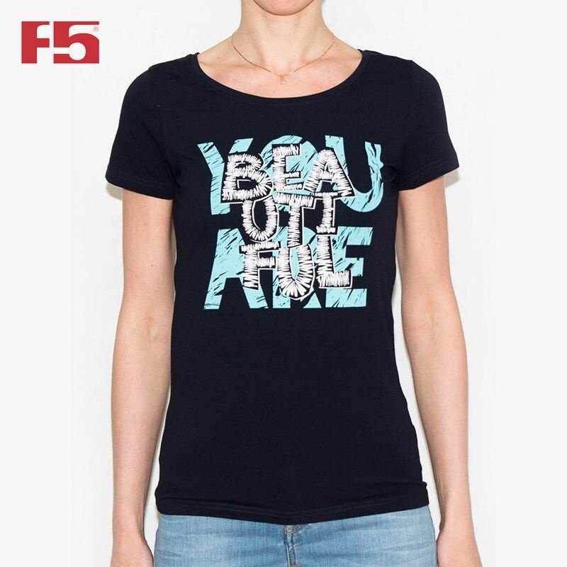 Women Tshirt F5 180064 cute print tshirt