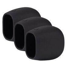 3 упаковки силиконовых шкуры для камер Arlo Pro безопасности Всепогодный УФ-стойкий чехол