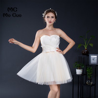 Ball Gown 2017 Homecoming Dress Sweetheart Flowers Embroidery Cocktail Party Dress Evening Party Dress Short Homecoming