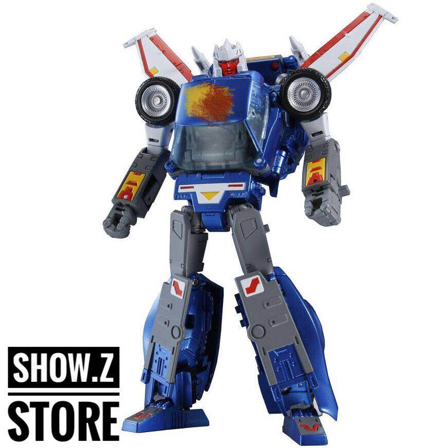 все цены на [Show.Z Store] 4th Party Masterpiece MP-25 Tracks Transformation Action Figure MP25 MP 25 онлайн