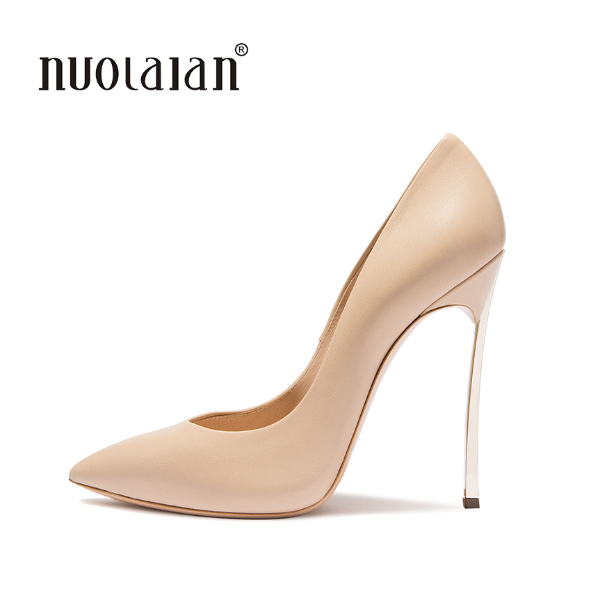 Women Pumps Shallow Basic Sandals Solid Colors 2018 Slip On High Heels Lady Sandal Femme Fashion Dress Shoes Woman bohemia plus size 34 41 new fashion wedges sandals slip on elastic band casual platform shoes woman summer lady shoes shallow