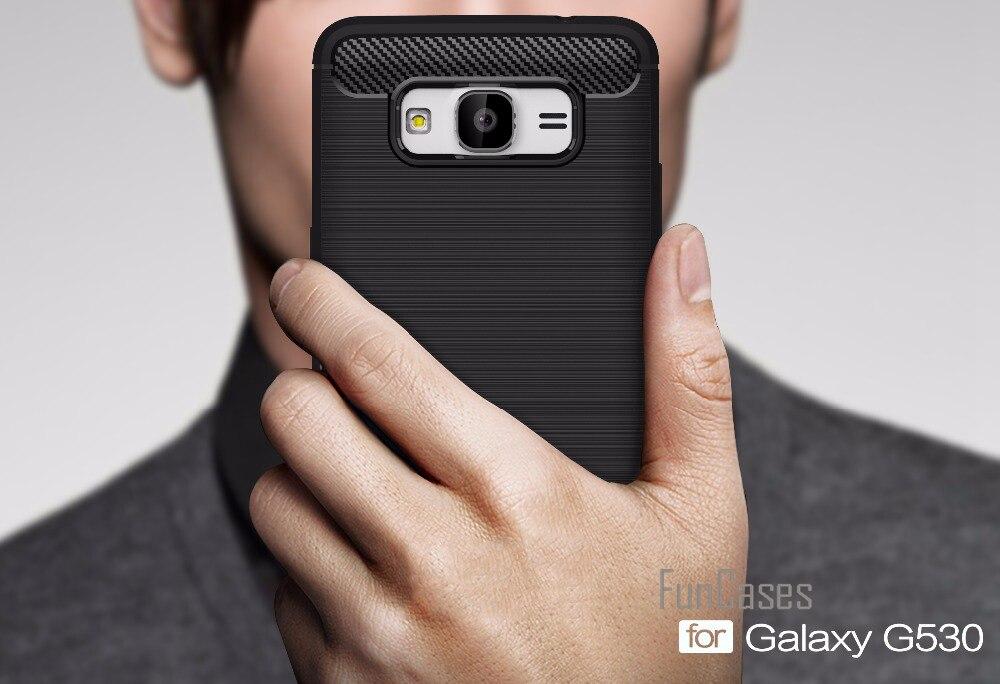 Silicone Case sFor fundas Samsung Galaxy Grand Prime Case Cover 5 inch G530 G531H sansung samsun sumsung carcasas etui caso