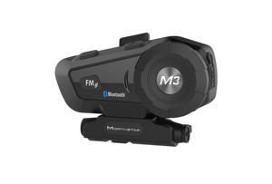 Image 5 - Helmet Bluetooth Headset Motorcycle Mornystar M3 Plus Multi functional Stereo Headphones For Two Way Raido Easy Rider Series