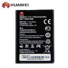 Original Replacement Battery HB4W1H For Huawei Ascend C8813Q C8813  T8951 U8951D Y210 Y210C G510 G520 G525 Authentic 1750mAh чехол для для мобильных телефонов zf pc huawei ascend g520 g525 ultratin fress for huawei g520