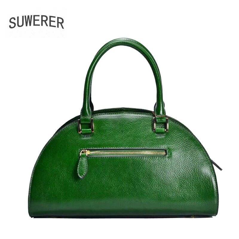 Umhängetasche Green red Luxus Frauen 2018 Neue Handtaschen Geprägte Handtasche Schulter Mode Leder Echtes qPwCT6a8x