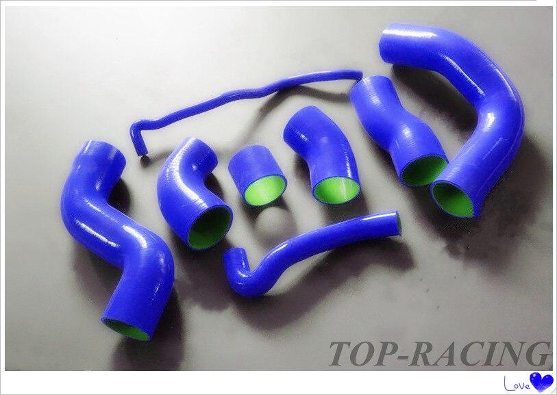 boost turbo intercooler silicone hose for Audi A3 S3 8L 8N Seat Leon MK1 Cupra R