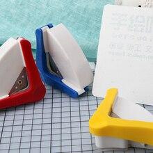 Портативный угловой круговой резак для бумаги фото необходимый аксессуар для ламинирования поставки