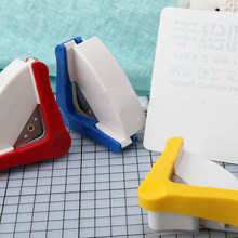 Portable Corner Rounder Cutter for Paper Photo essential accessory for laminating Supplies(China)