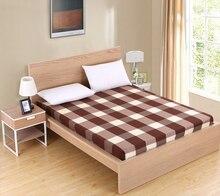 Mecerock Новое поступление установлены Простыни наматрасник с все вокруг упругой резинкой печатных кровать Простыни Лидер продаж кровать Постельное белье