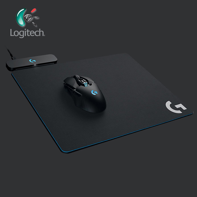 48d8736ada5 Logitech Original POWERPLAY Wireless Charging System Wireless Charging  Mouse Pad for G703 G903 All ing Mouse