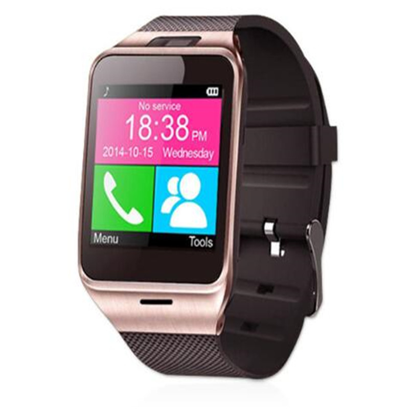 Bluetooth Smart Watch GV18 With Camera Sport Muisc WristWatch For IOS Android Men Women Smartwatch VS X6 U8 T8 A1 Q18 DZ09 GT08