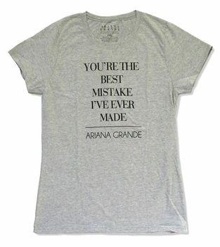 Camiseta de manga corta negra para chicas, camiseta gris con el mejor...