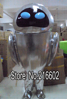 Robot WALL E Friend New Plush Adult Mascot Costume for Halloween party event