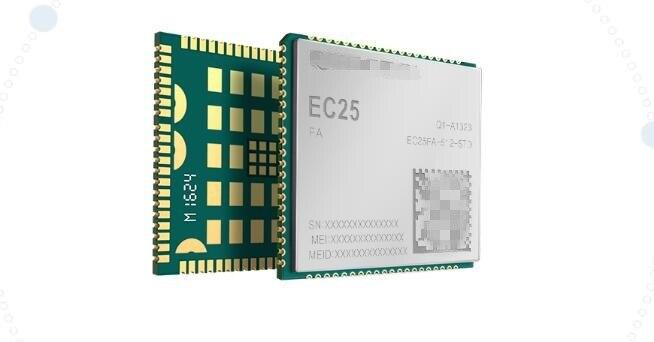 10pcs 100 New Original no fake EC25 AU EC25 series LTE Cat 4 module SMT Type