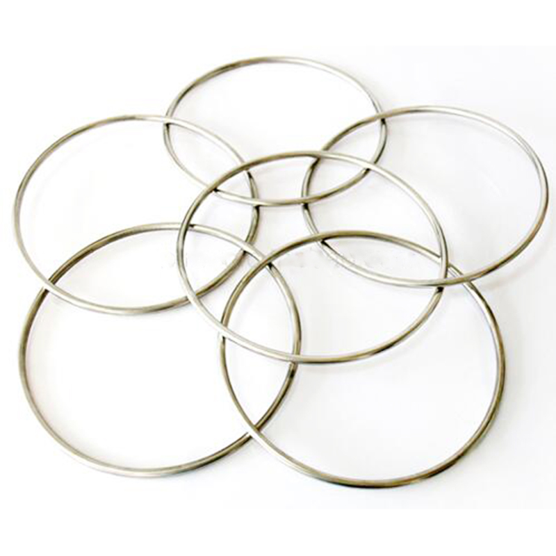 1 conjuntos de seis Anéis Conectados Kit 6 Anéis de Vinculação com Ímã de Aço diâmetro do Tubo de 31 cm de rua Truques de Mágica Magia adereços 82113