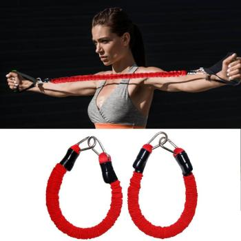 Sports Fitness Resistance Bands Stretching Strap Set for Leg Arm Exercises Boxing Muay Thai Gym Bouncing Training Equipment 5