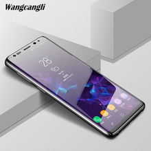 цена на Tempered Glass For Samsung galaxy s10 2.5D Screen Protector for galaxy s10 9H Ultra-thin Phone Screen Protective Glass Film