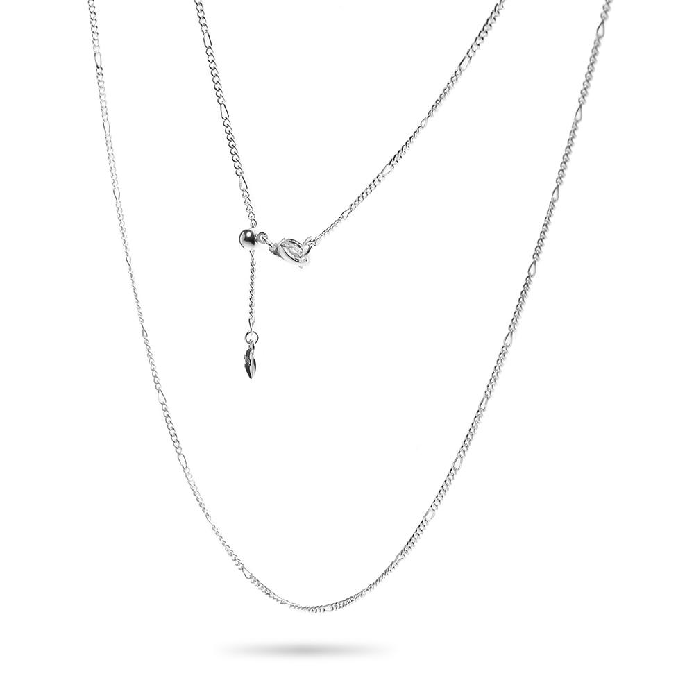 Necklace Choker Silver Chain Necklaces Kolye 925 STERLING SILVER JEWELRY Women Men joyas de plata