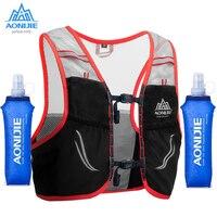 2.5L Aonijie Running Vest Lightweight running Backpack Breathable Marathon Portable Ultralight Nylon Hiking Sport Cycling bag
